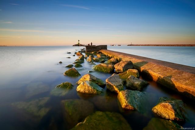 Marcowy Bałtyk